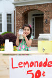 Soporte de limonada Imagen de archivo libre de regalías