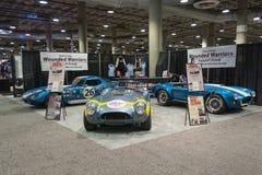 Soporte de Shelby Cobra Imágenes de archivo libres de regalías