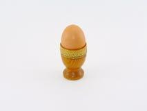 Soporte de vaso del huevo Imágenes de archivo libres de regalías