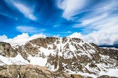 Soporte Evans Summit - Colorado fotografía de archivo libre de regalías