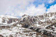 Soporte Evans Summit - Colorado fotografía de archivo