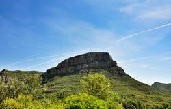 Soporte Montserrat Fotografía de archivo