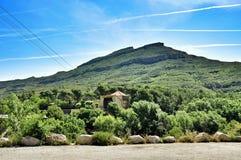 Soporte Montserrat Foto de archivo