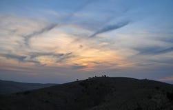 Soporte Nebo en Jordania Imágenes de archivo libres de regalías