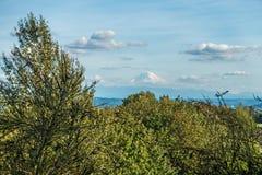 Soporte Rainier From Grandview 2 Imagen de archivo