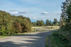 Soporte Rainier From Grandview 3 Fotos de archivo