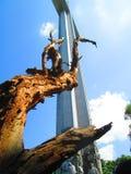 Soporte Samat National Shrine Bataan foto de archivo libre de regalías