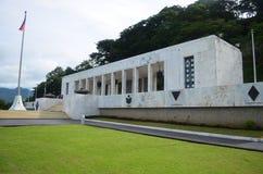 Soporte Samat National Shrine Bataan Filipinas imágenes de archivo libres de regalías