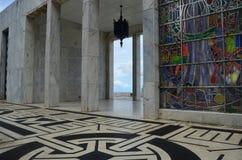Soporte Samat National Shrine Bataan Filipinas imagen de archivo libre de regalías