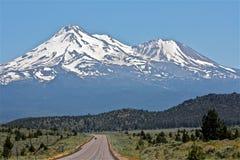 Soporte Shasta Foto de archivo libre de regalías