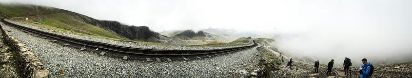 Soporte Snowdon Foto de archivo