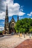 Soporte Vernon Place United Methodist Church, en Baltimore, Maryla fotos de archivo