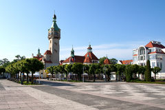 Sopot stock photos