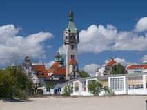 sopot Στοκ εικόνα με δικαίωμα ελεύθερης χρήσης