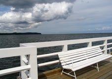 Sopot pier Stock Images
