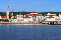 Sopot resort in Poland Royalty Free Stock Photo