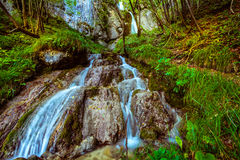 Sopote Waterfall Stock Images