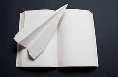 Soppressione la diffusione del libro immagini stock