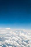 Sopra il cielo Fotografia Stock Libera da Diritti