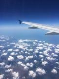 Sopra le nubi Fotografia Stock Libera da Diritti