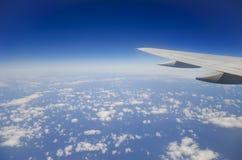 Sopra le nuvole Immagine Stock