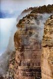 Sopra le nuvole @ Grand Canyon Immagini Stock Libere da Diritti
