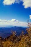 Sopra lo sguardo della catena montuosa da Albuquerque, nanometro Immagine Stock Libera da Diritti