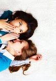 Gossip Immagine Stock