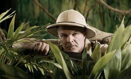 Sopravvivendo nella giungla Fotografia Stock Libera da Diritti