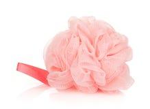 Sopro cor-de-rosa do banho Imagens de Stock
