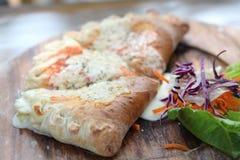 Sopro da pizza fotos de stock