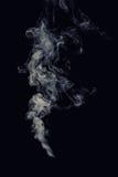 Sopro de fumo imagens de stock