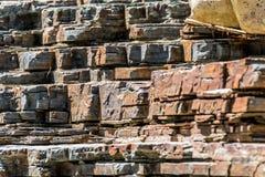 Sopro mineral Opini?o do Close-up foto de stock royalty free