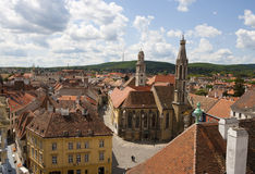 Sopron Royalty Free Stock Photo