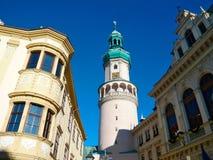 Sopron, Hongrie Photographie stock libre de droits