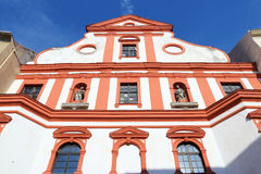 Sopron, Hungary. Sopron, town in Hungary. Saint George Church Royalty Free Stock Images