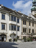 Sopron ungary europe fo ter Stock Photography