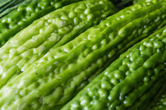 Sopropo Background. Sopropo is related to the cucumber and is also a immature fruit Stock Photo