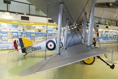 Sopwith bekasa wojny światowa 1 myśliwiec Obrazy Stock