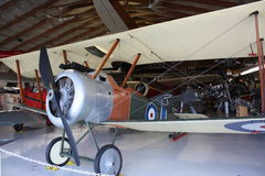 Sopwith Camel Replica Royalty Free Stock Image