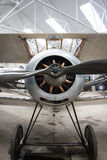 Sopwith Pup biplane Royalty Free Stock Photos