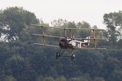 Sopwith-Triplane stockfoto