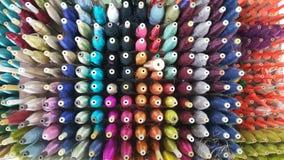 Soquete de seda da linha Fotos de Stock