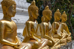 Sor de Khao Chedi Laem, Koh Samui, Tailandia Foto de archivo libre de regalías