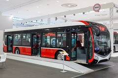 SOR Elektryczny autobus Obraz Royalty Free