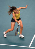 Sorana Cirstea (ROU) at Open GDF Suez Royalty Free Stock Image
