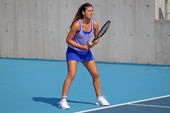 Sorana Cirstea (ROU), professional tennis player Stock Images
