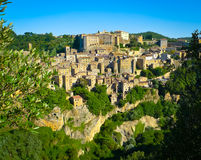 Sorano Photo stock