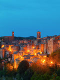 Sorano beautiful and cozy medieval town in the Grosseto of  prov. Ince in southern Tuscany,Europe Royalty Free Stock Image
