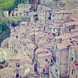 Sorano Royalty Free Stock Image